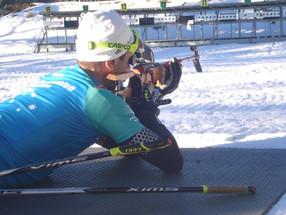 Master's Biathlon camp starts