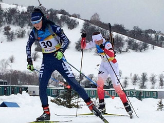 Do we have any Australians competing in the 2018 Winter Olympics in South Korea?