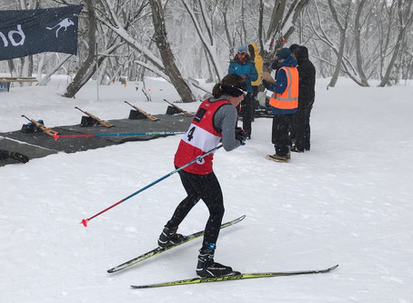 Australian Biathlon championships - day 2