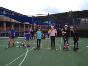 School Laser Biathlon