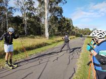 Sunday training session - Western Sydney