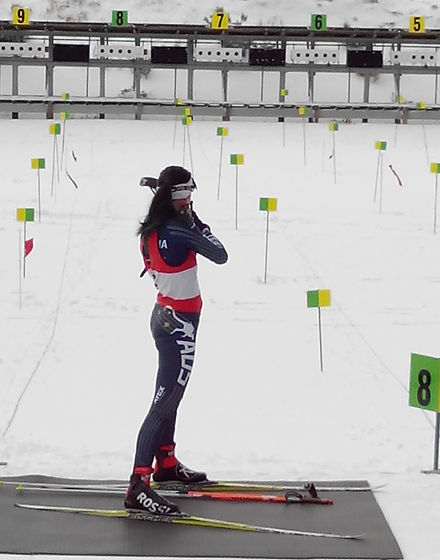 Biathlon Australia will be competing in the Asian Winter Games 2017