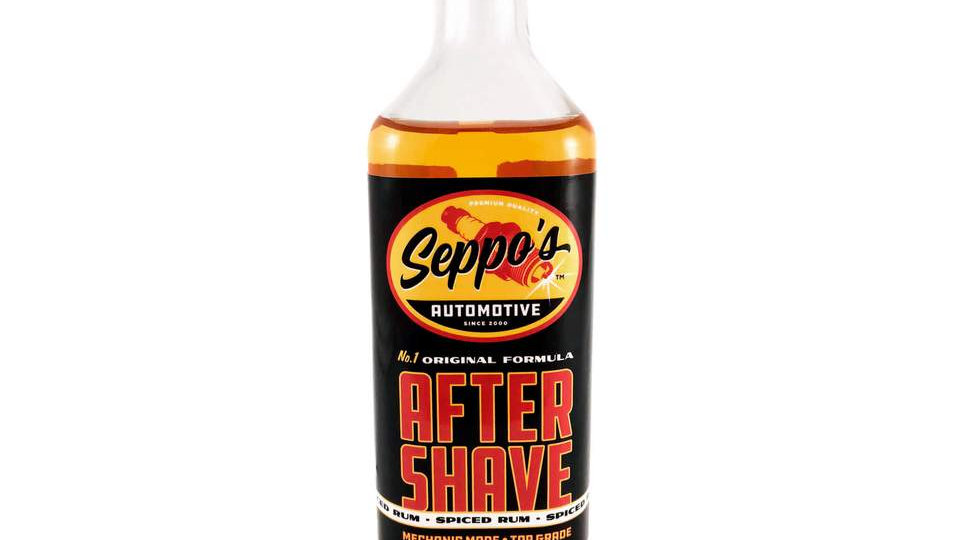 Aftershave - Spiced Rum