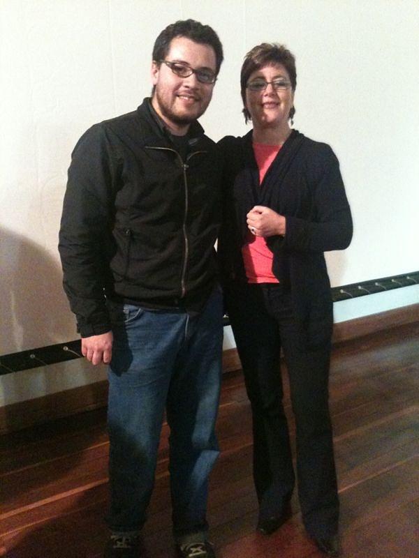 David y Gabriela Ortiz (MEX)