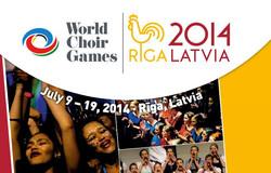 World Choir Games 2014