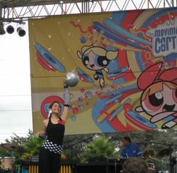 Show central Evento Cartoon 2009