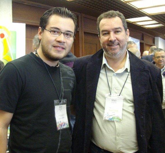 David y Fernando Morais (Brasil)