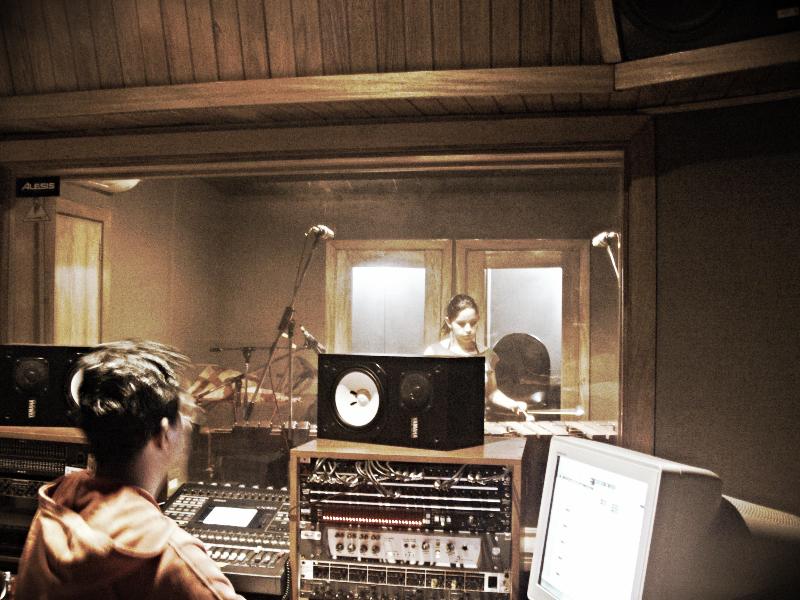 Grabación Y tu, MusicASAB III