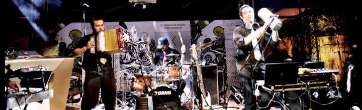 Palenke Soultribe en vivo