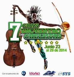 7 Gran encuentro de Chelistas 2014