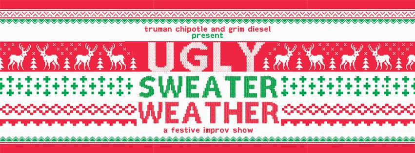 Ugly Sweater Weather Banner