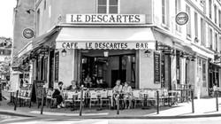 Le Descartes Cafe, France