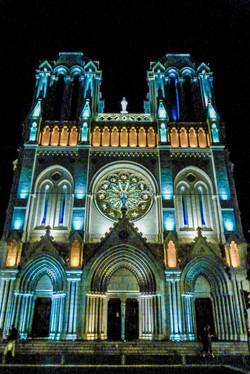 Notre Dame, Nice, France