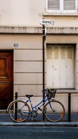 Rappe vélo, Paris, France