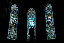 Stained Glass Windows, France