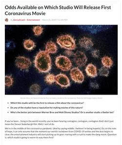 Coronavirus Movie