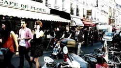 Cafe De Flore, Paris, France