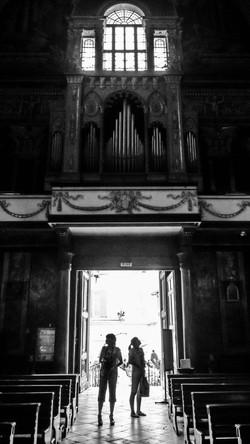 Lost In Church, St Paul de Vence
