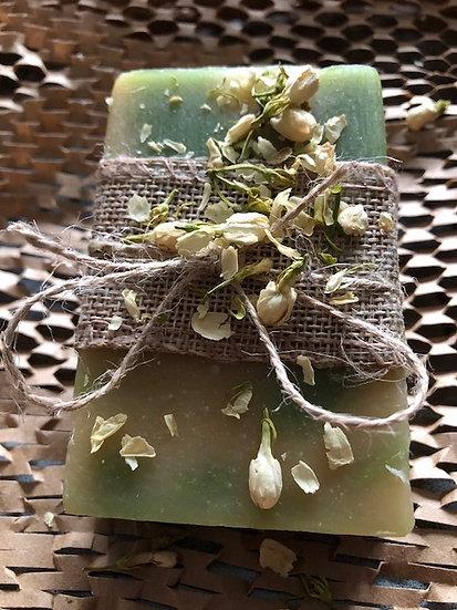 English Garden Cold Process Soap