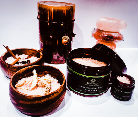 Why Should You Choose Himalayan Pink Salt Scrubs
