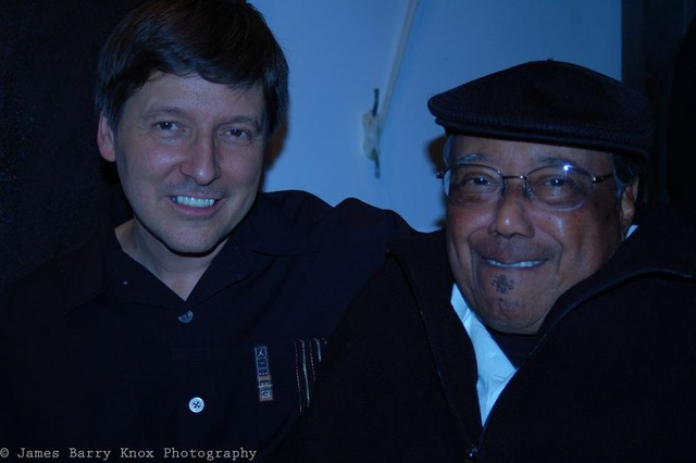 With Horace Silver