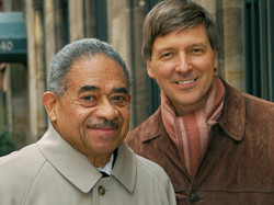 With Frank Wess
