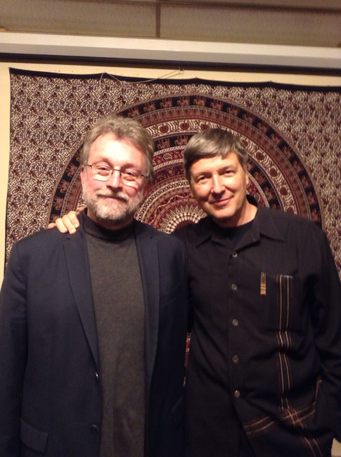 With Chuck Deardorf