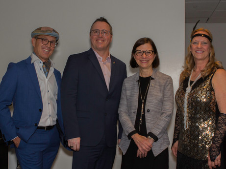 2019-04-06 Ministre McCann et SHQ, photo