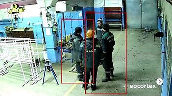 Hard Hat Detection Video Analytics