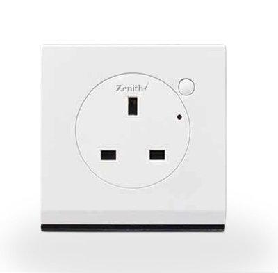 Zenith Smart Wall Socket UK
