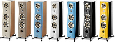 Home Audio System Speaker