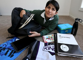 Smart School Bag helps students prepare for Success