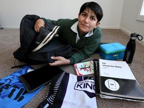 Smart School Bag helps students prepare for Success