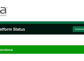 Vera Platform Status