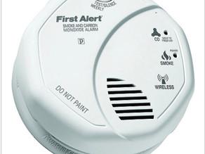 Wireless Smoke & Carbon Monoxide Alarm