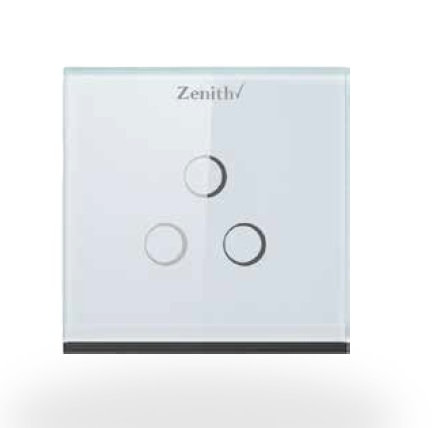 Zenith Smart Touch Binding Switch