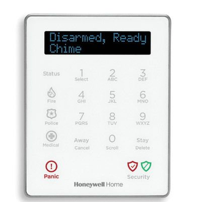 Honeywell Wireless Keypad for Lyric Controller  LKP500