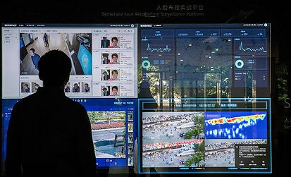 People Tracking Video Analytics