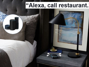 Q&A: Digital Voice Assistant for Hotels
