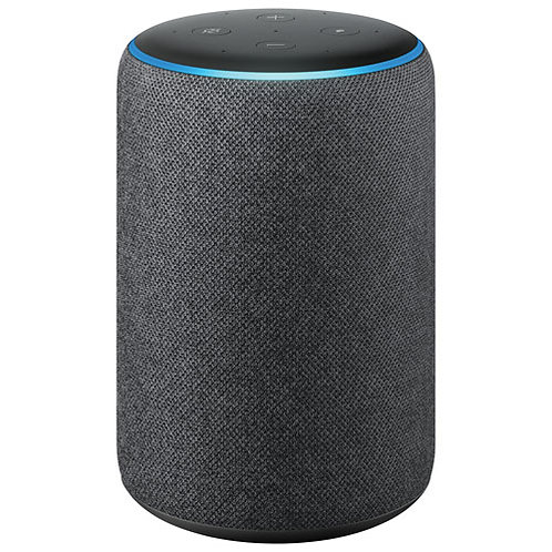 Amazon Echo (3rd Generation)  Charcoal - UK Edition