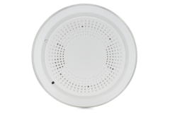 Honeywell SiX Two-Way Wireless Smoke Detector