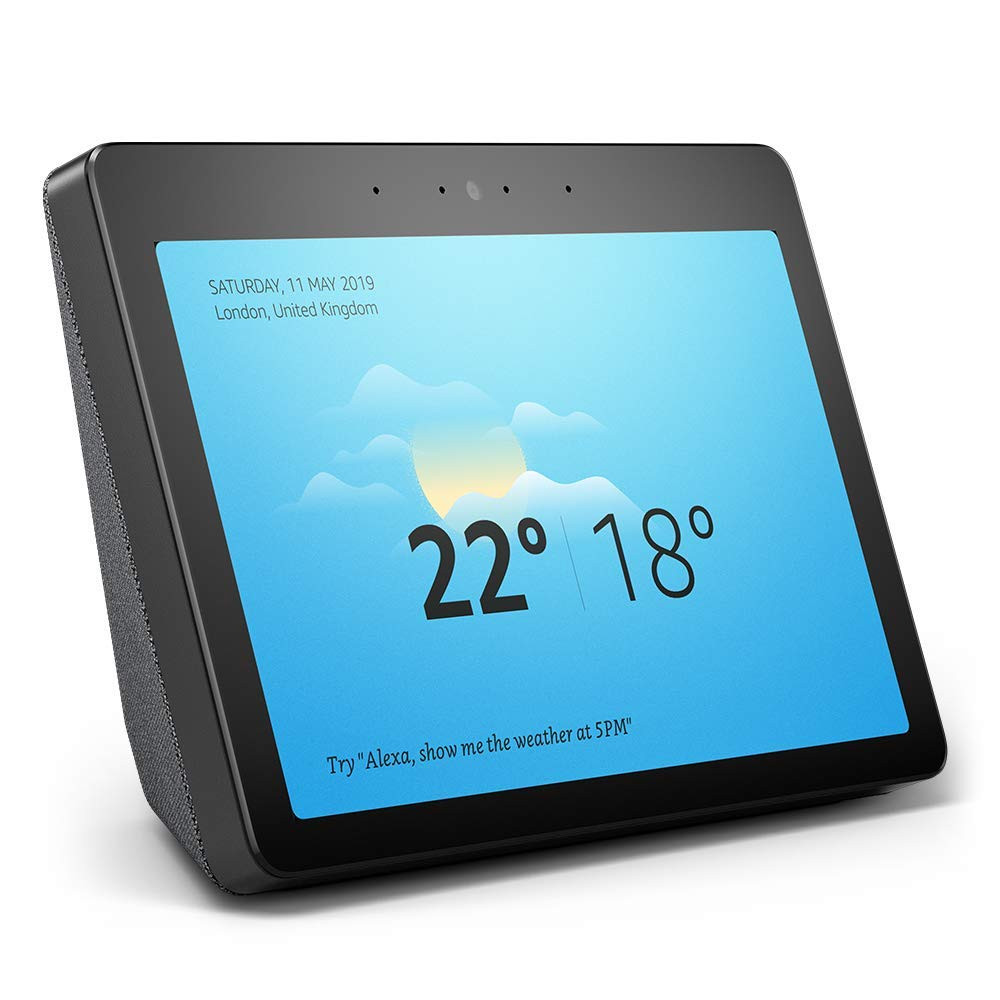 Echo Show Second Generation
