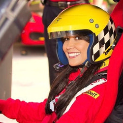 Hosting The Ferrari Challenge  Photo by