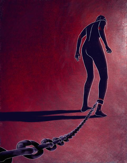 Illustration pour un article sur la prostitution