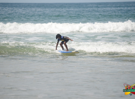 Surfer Girl Overcomes Cancer