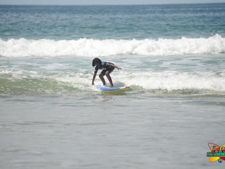 Surfer Girl Overcomes Cancer