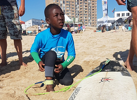 The Surfer Kids' First Grommet Games Medal