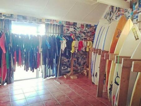 New Surf Centre at Diaz Beach