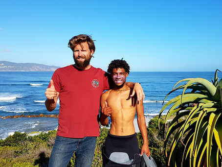 Marchall joins Unravel Surf Travel !!!