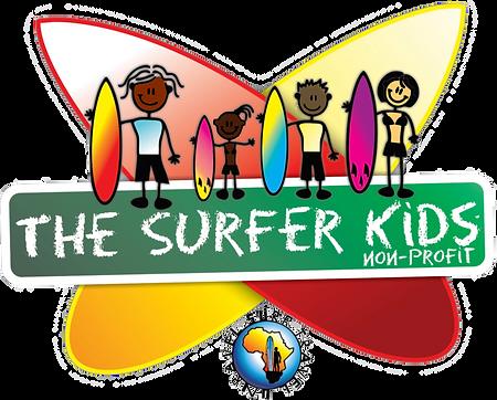 The Surfer Kids NON Profit Logo